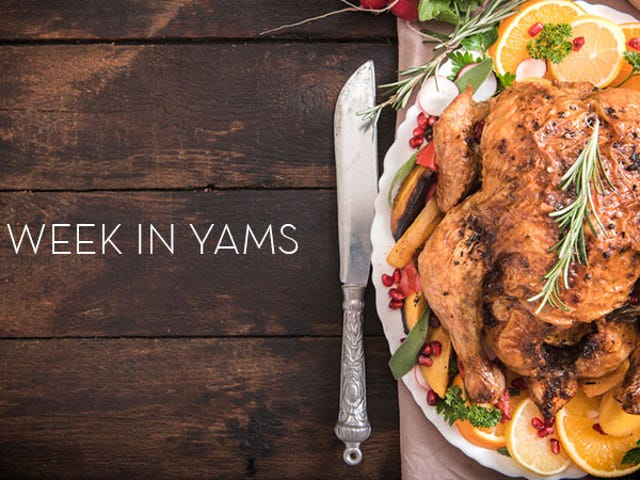 The Week In Games: It's Like It's Thanksgiving Week Or Something