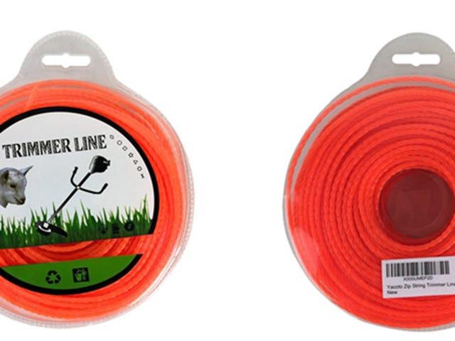 Best Deals of $9.99 Trimmer Line, Zip String Trimmer Line