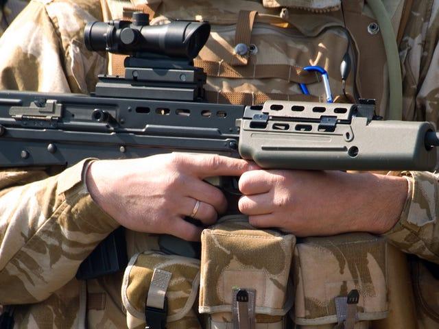 Tout le matériel militaire que le Royaume-Uni achète lors de ses dépenses de défense