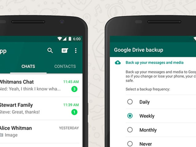 How to Back Up and Restore WhatsApp Chats with Google Drive