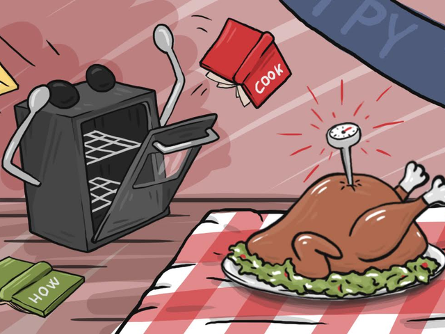 All The Food Safety Questions You'll Have On Thanksgiving Day, Answered