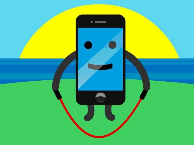 像App开发者一样思考,坚持你的健身方案