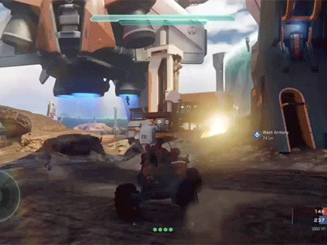 Gungoose... Halo 5