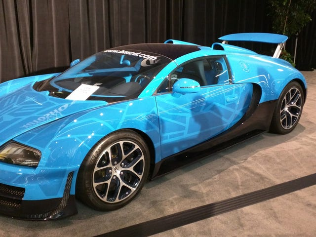 Photo Dump - SF Auto Show - Nov 22