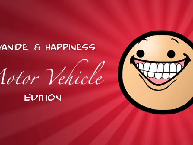 Cyanide & Happiness: Motor Vehicle Edition