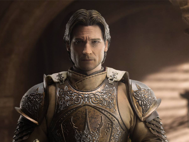 This Amazing Jamie Lannister Figure Will Slay Kings As Well As Your Wallet