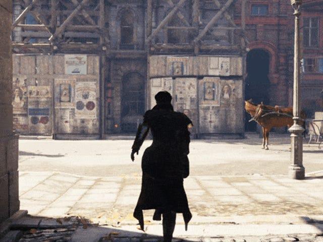 <i>Assassin's Creed Syndicate</i> funziona abbastanza bene su PC