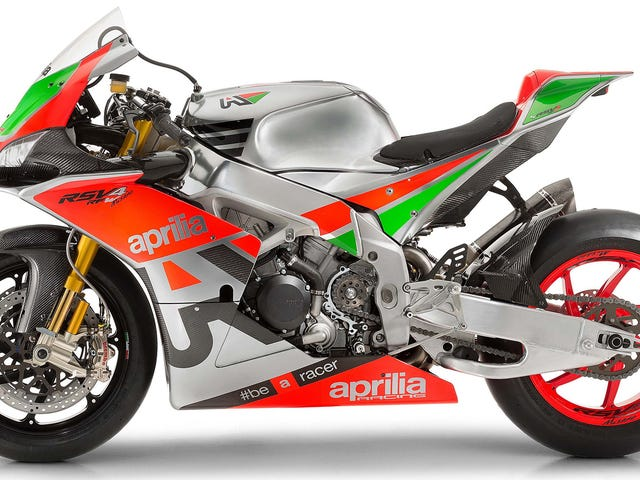 The Aprilia RSV4 R-FW Misano Is A MotoGP Bike You Can Buy