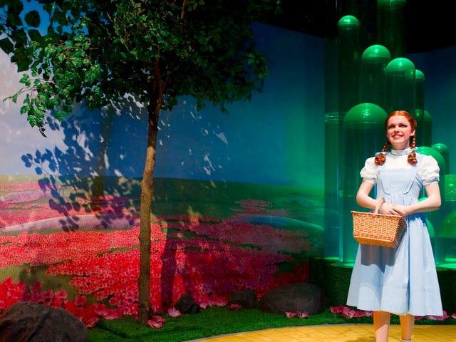 Quelqu&#39;un qui ne vous a pas fait payer 1,56 million de dollars pour la robe du <i>Wizard of Oz</i> Doroth