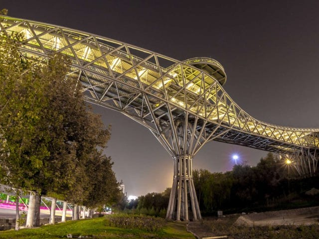 The World's Best Pedestrian Bridge and 7 More Stunning Urban Structures