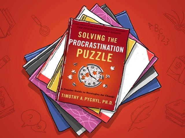<i>Solving the Procrastination Puzzle</i>: A Field Guide to Finally Getting Started