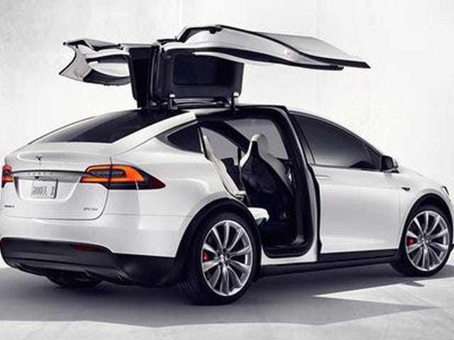 Whoa There Dreamers: Le configurateur Tesla Model X est uniquement sur invitation
