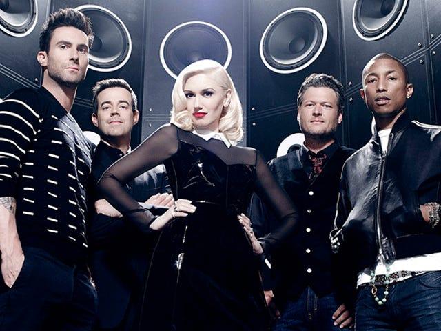 No debe ser dramático, pero creo que <i>The Voice</i> es un culto y que Blake Shelton es su líder
