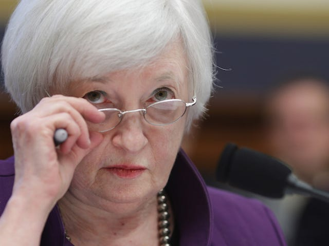 Ralph Nader Suggests Janet Yellen Consult Her Husband on Economics, Yellen Suggests He Fuck Off