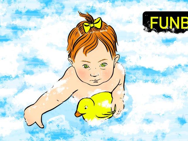 Μην δημοσιεύετε γυμνές φωτογραφίες του παιδιού σας στο Facebook