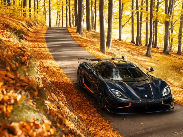 Follow The Story Of The First Koenigsegg Agera RS That Comes To America