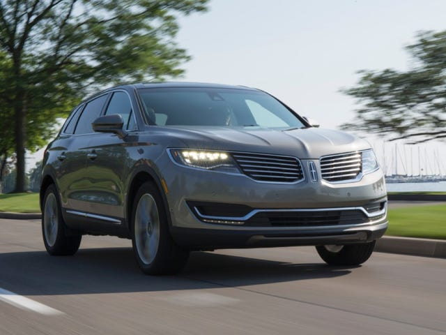 Lincoln MKX: Jalopnik's Buyer's Guide