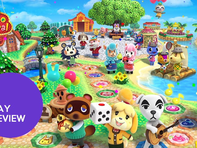 Animal Crossing: Amiibo Festival: The TAY Review