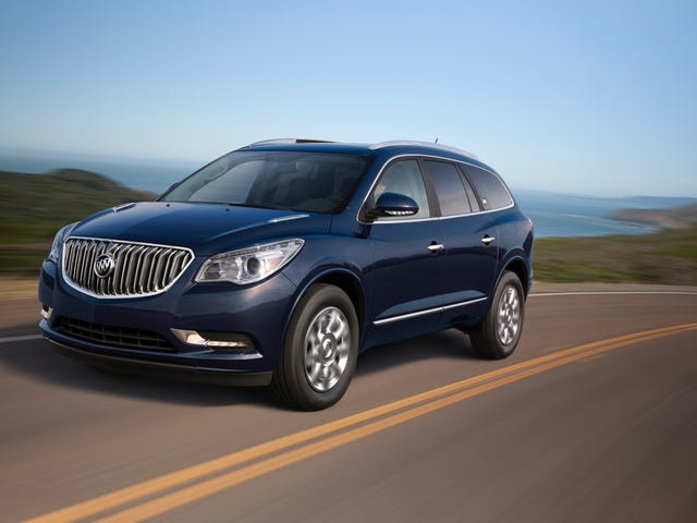What's The Best Used Luxury SUV That Won't Cost A Fortune In Maintenance?