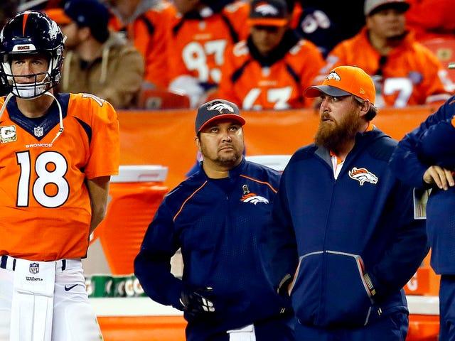 Peyton Manning er i gangavstand og Broncos jobber ut nye kvartaler