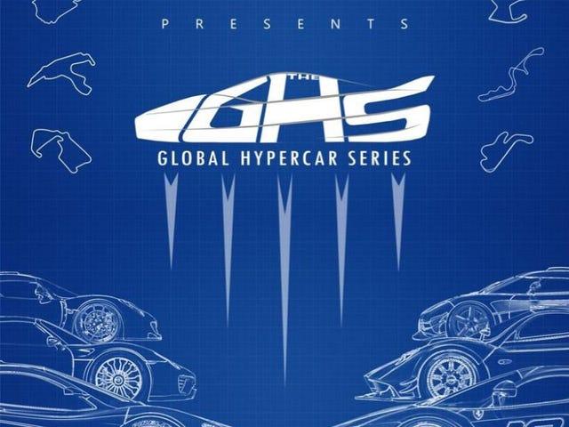 EVO Global Hypercar Series, z moich świadomych snów