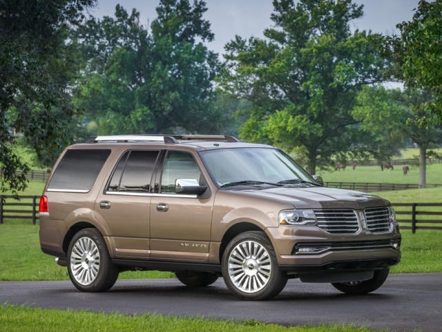 Lincoln Navigator: Jalopnik's Buyer's Guide