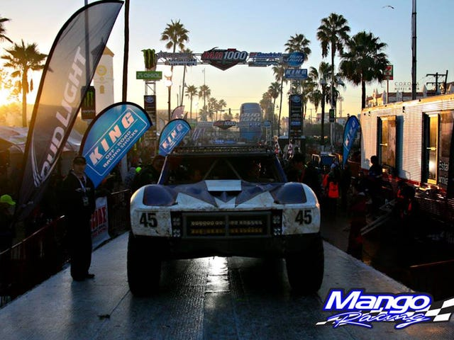 2015 Baja 1000 Competitor Killed During Mid-Race Vehicle Recovery