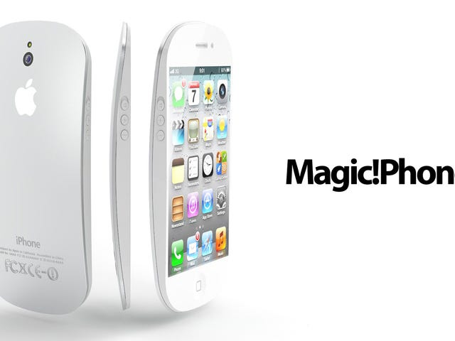 This Is Not the iPhone 5
