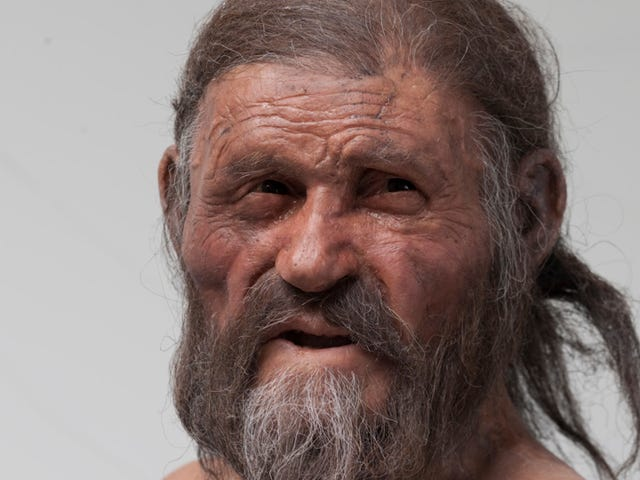 This 5,300-year-old Iceman has close relatives living in the Mediterranean