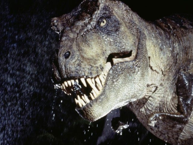 T. Rex Really Ruled at Biting