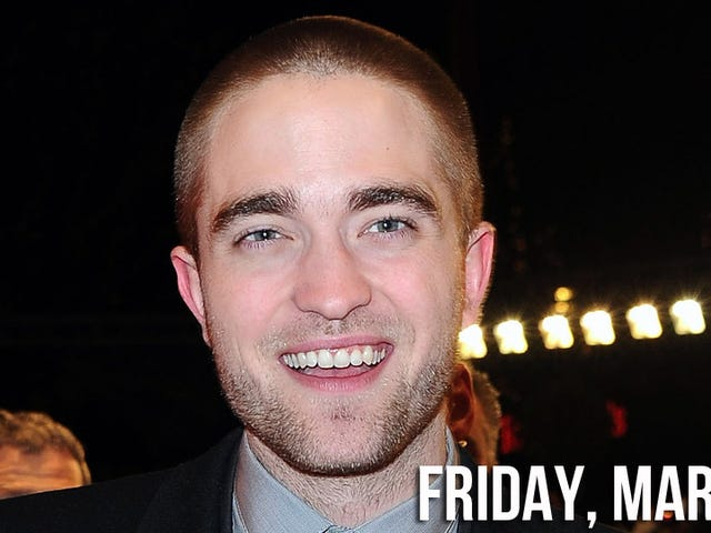 Robert Pattinson is Understandably Excited About His Upcoming Father-Son Orgy