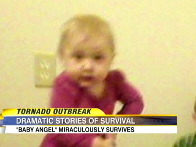 Miracle Baby Who Survived the Tornado That Killed Her Family Has Died
