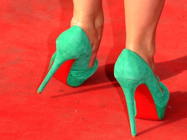 Wearing Heels Does Not Make You A Bad Feminist
