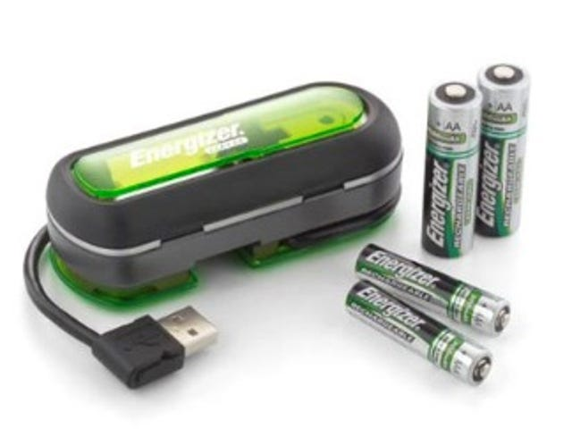 Energizer Battery Charger Comes with a Software Backdoor