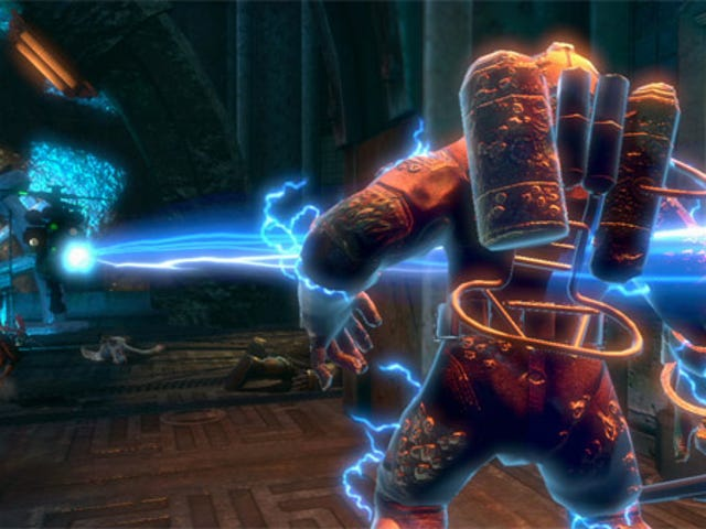 PC Misses Out On BioShock 2 Downloadable Content