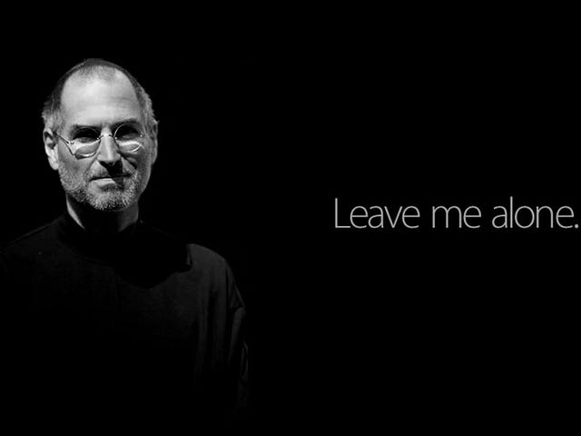 Please Stop Hauling Out Steve Jobs' Ghost