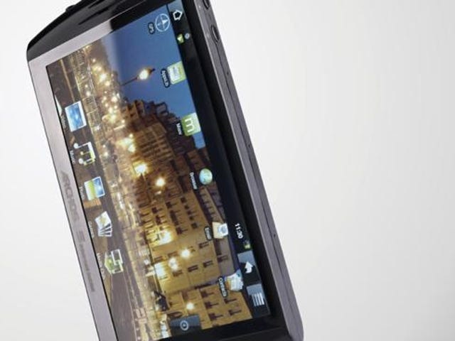 Archos 5 Android Internet Tablet Reviewed: Disappoints With Lack of 3G, Apps
