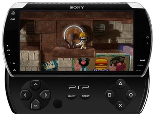 New PSP to Get Memory Stick HG-Micro Slot in Addition to On-Board Storage?