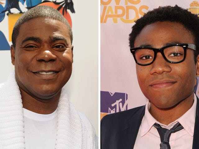 Donald Glover Will Play a Young Tracy Morgan on 30 Rock