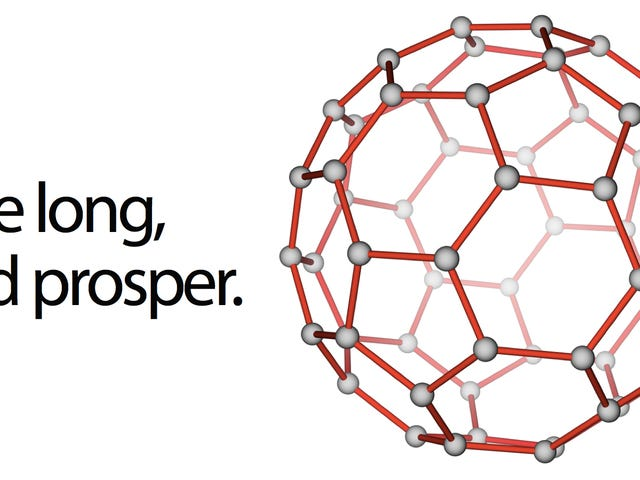 Bucky Balls Could Double Your Lifespan