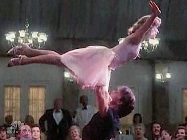 Now Your Chance to Live Out Dirty Dancing Is Gone Forever