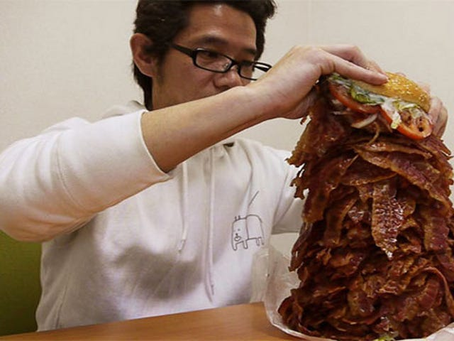 If You Order 1,050 Slices of Bacon, Burger King Will Comply