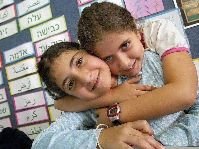 School Declares War on Hugs