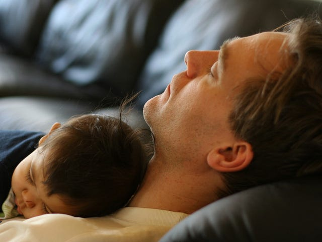 Turns Out Dads Get Postpartum Depression Just as Often as Moms