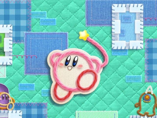 In Celebration of Kirby's 20th Birthday: Fan Art!