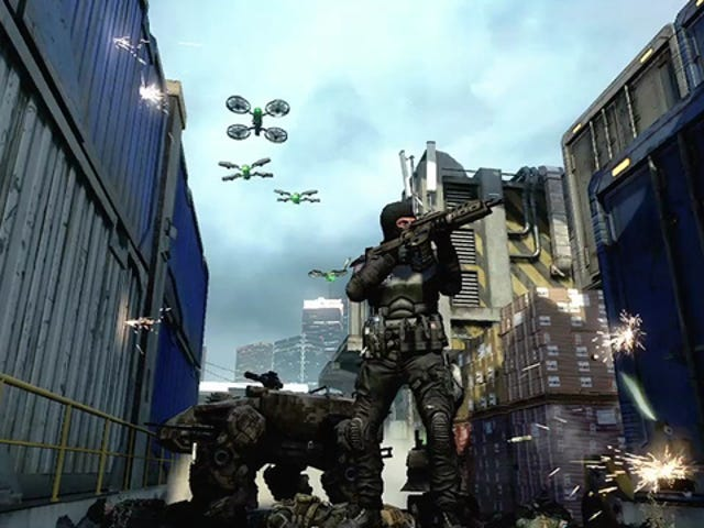 Black Ops II Multiplayer Will Accomodate Great Players and Those of Us Who Suck