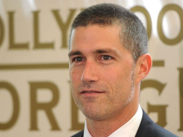 Matthew Fox Went Out for a Late Night Snack and Got Busted for a DUI