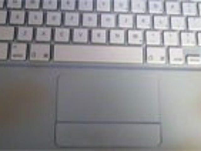 MacBooks Looking Skanky