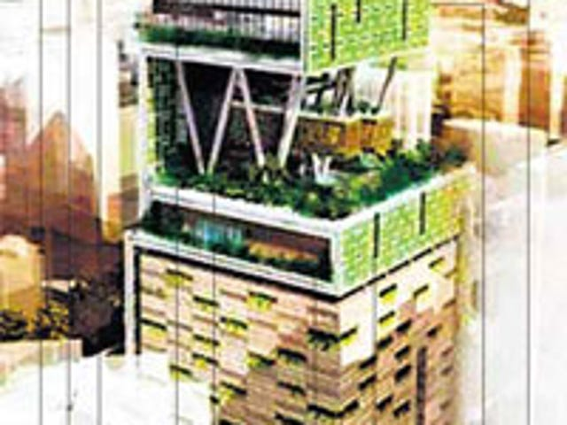 Richest Man in India Building a 60-story Home