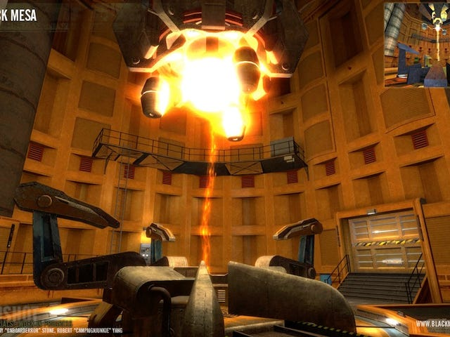 The Uncertain Fate of That Incredible-Looking Half-Life Remake, Black Mesa: Source